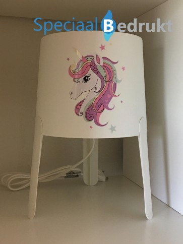 Lamp met Unicorn
